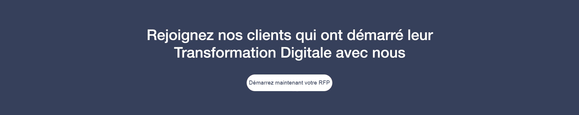 Transformation Digital Banner FR-1