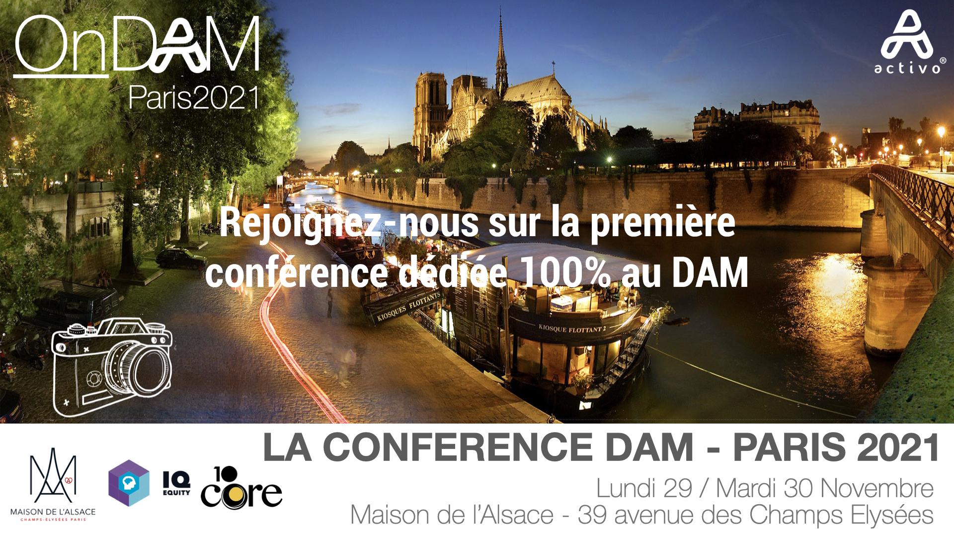 OnDAM Paris 2021